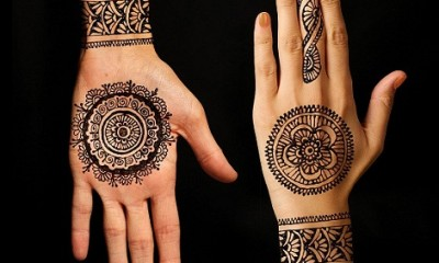 Party Mehndi Red Cone Ingredients : Top rocking party mehndi designs with pictures