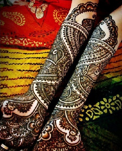 PARTY MEHNDI-Bridal Mehendi Designs