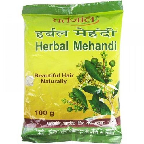 Patanjali Herbal Mehndi Natural Henna Powder