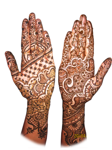 Pawan Mehendi Designs