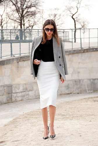 Pencil Skirt Design Dresses 18