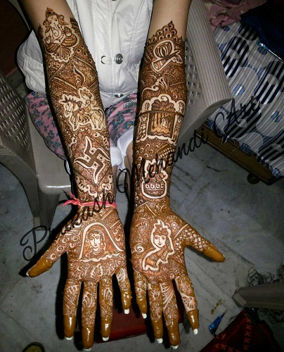 Mehndi Artists In Delhi