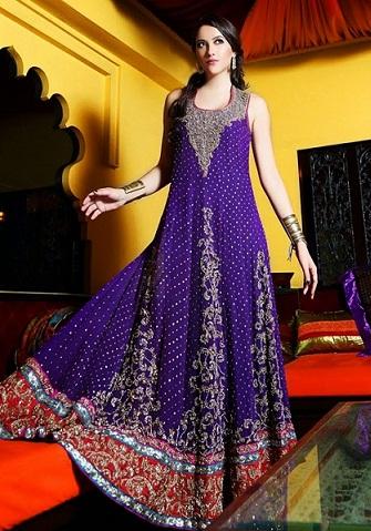 Purple Looks Very Bright