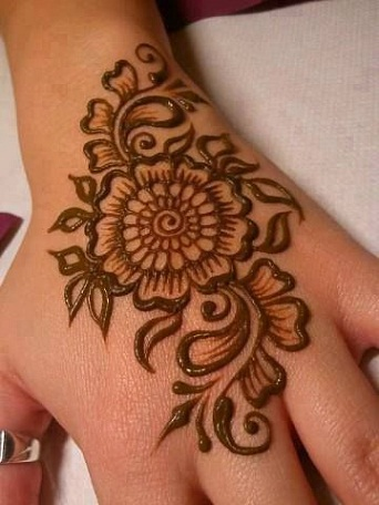 Top 15 Quick And Easy Mehndi Designs With Images Styles At Life