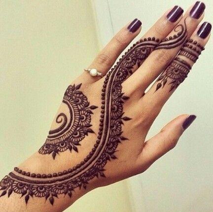 Quick Mehndi Designs