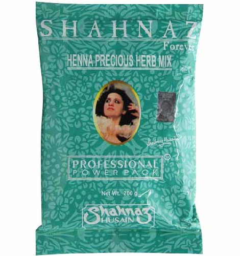 Shahnaz Husain Henna Precious Herb