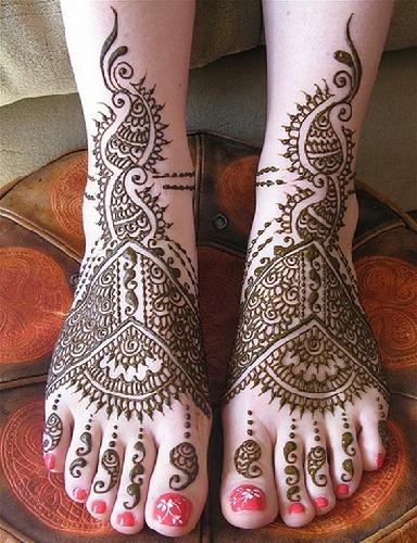 Shampa Banerjee Mehendi Designs