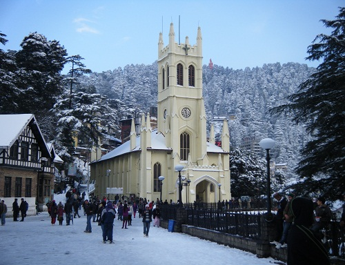 Honeymoon Places In Shimla