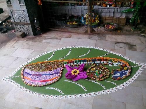 Special Rangoli Designs Bangle Rangoli