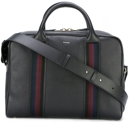Contrast Strips Laptop Bags