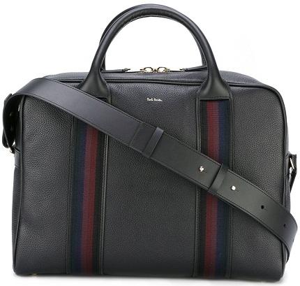 Contrast Strips Laptop Bags