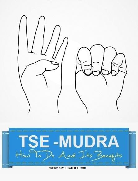 TSE-mudra