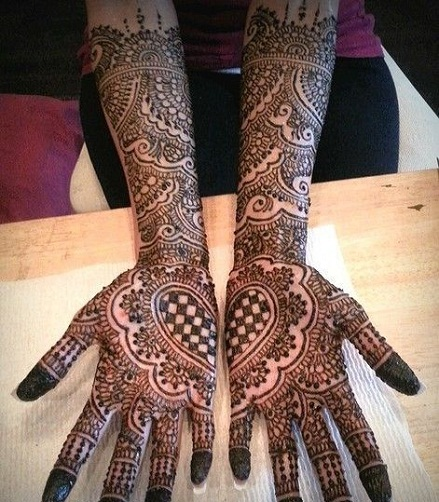 Navratri Mehendi Designs