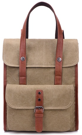 Ladies Two Layer Laptop Bag