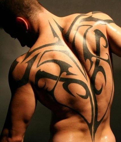 Warrior Tattoo 12