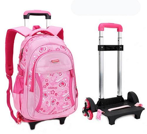 Wheeled School Bags