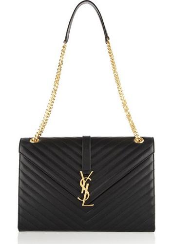 YSL Monogram Shoulder Bag