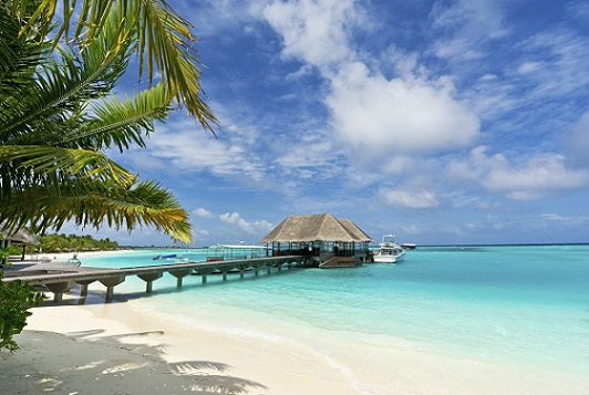 honey moon places asia maldives