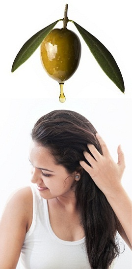 Extra Virgin Olive Oil For Hair
