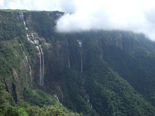 honeymoon places in meghalaya-Shillong