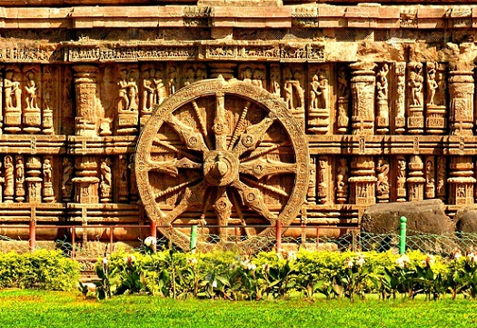 honeymoon places in orissa-Konark