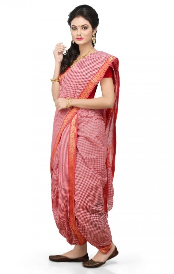 How To Wear A Nauvari Saree And Steps Styles At Life