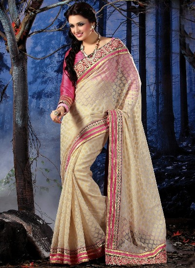 How To Wear A Silk Saree Neatly