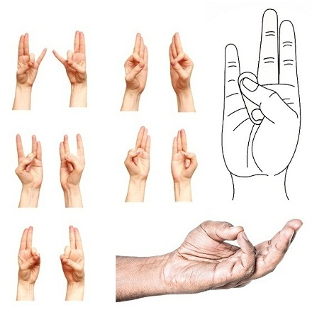 7 Powerful Yoga Hand Mudras For Healing Health
