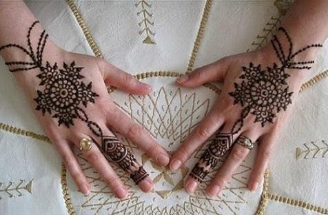 summer mehndi designs-wrist designs1