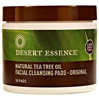 Acne Products for Pregnant Women Natural Tea Tree Oil Facial Cleansing Pads