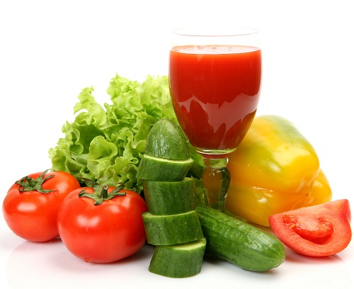 Best Juices For Pregnancy - Vegetable Juices
