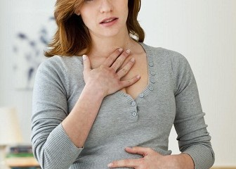 how to clear a chest infection when pregnant