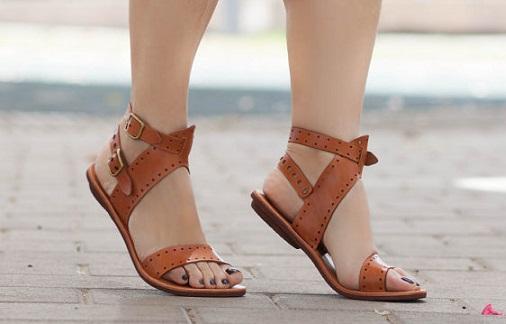 17c119e23d51e Top 18 Different Types Of Sandals with Images | Styles At Life