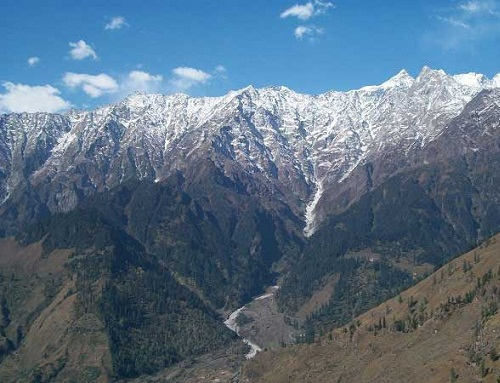 Honeymoon Destinations In Kullu Manali - Rohtang Pass