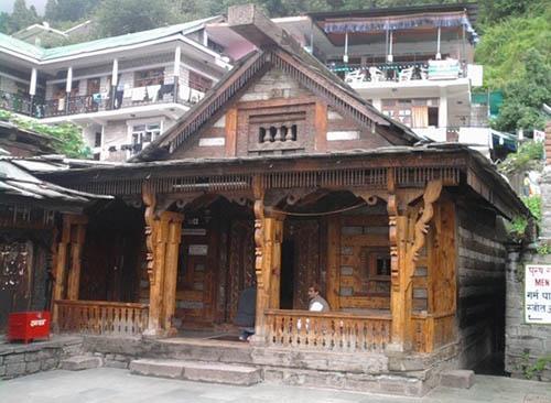 Temple of Ma Sharvari