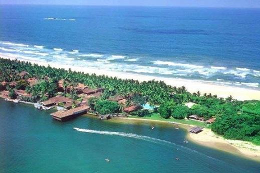 Honeymoon Destinations In Sri Lanka-Bentota- West Coast