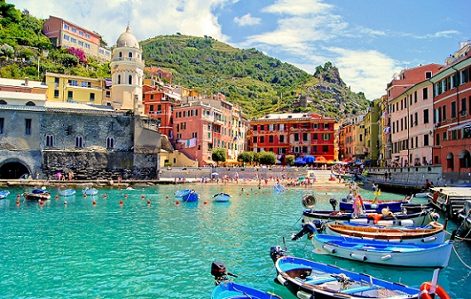 Honeymoon Places For Young Couples-Italy & Cinque Terre