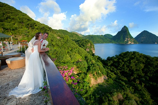 Honeymoon Places For Young Couples-St.Lucia