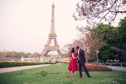 Honeymoon Places For Young Couples-paris