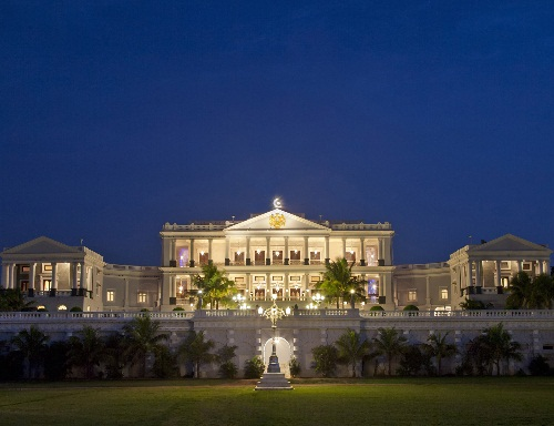 Honeymoon Places In Hyderabad - Falaknuma Palace