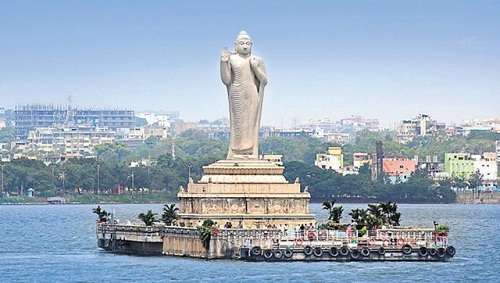 Honeymoon Places In Hyderabad - Hussain Sagar