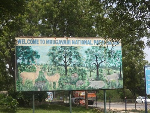 Honeymoon Places In Hyderabad - Mrugavani National Park