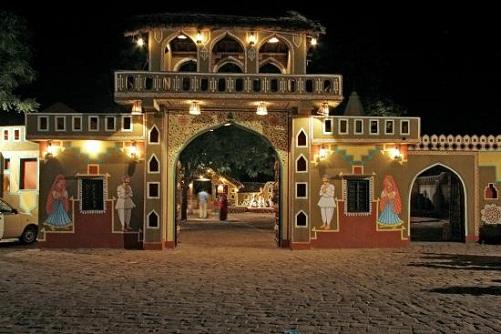 Honeymoon Places In Jaipur - Chokhi Dhani