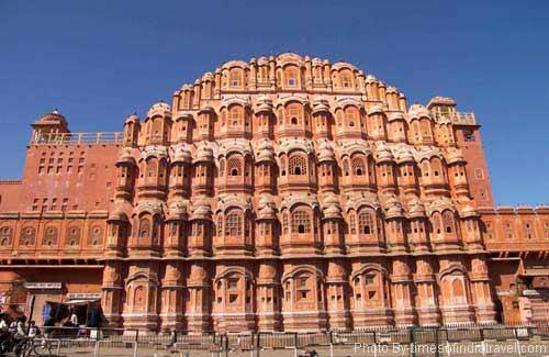 Honeymoon Places In Jaipur - Hawa Mahal