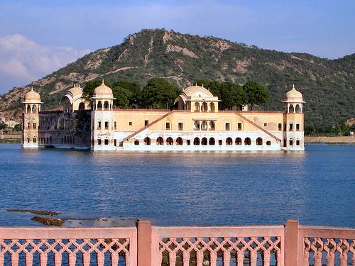 Honeymoon Places In Jaipur - Jal Mahal