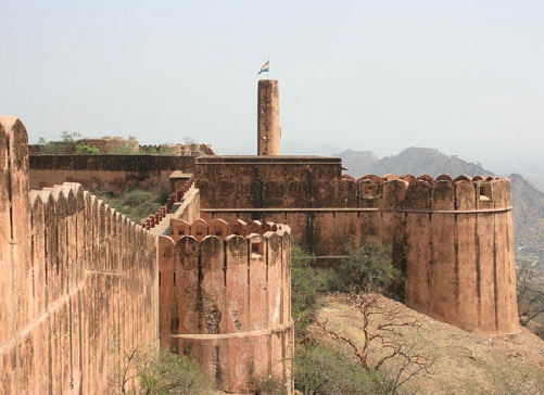 Honeymoon Places In Jaipur - Nahargarh Fort