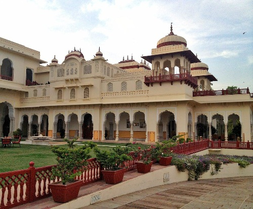 Honeymoon Places In Jaipur - Rambagh Palace