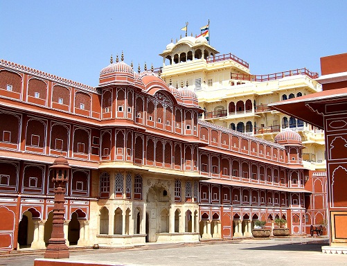 Honeymoon Places In Jaipur - The City Palace