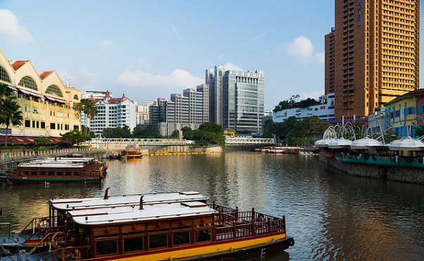 honeymoon-places-in-singapore_singapore-river