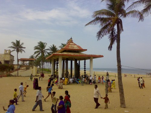 honeymoon places in chennai